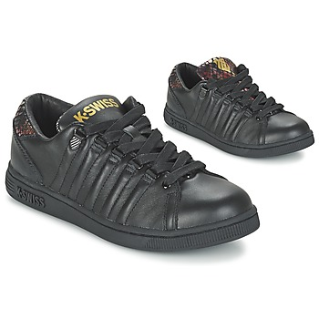 KSwiss  LOZAN TONGUE TWISTER  womens Shoes (Trainers) in black