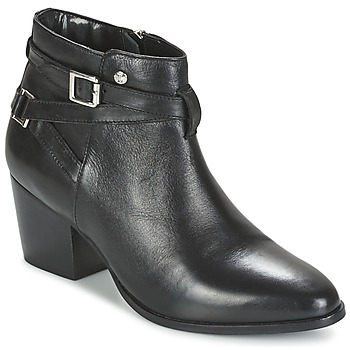 Shoes Women Ankle boots Elle PEREIRE Black