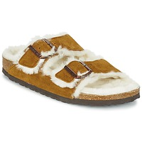 Shoes Women Mules Birkenstock ARIZONA Brown