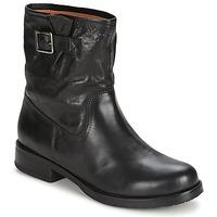 Shoes Women Mid boots Espace ONAGRE Black