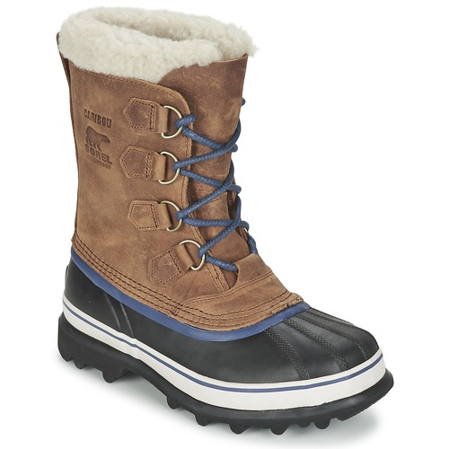Shoes Women Snow boots Sorel CARIBOU WL Brown