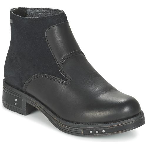 Shoes Women Ankle boots Caterpillar ZOE  black