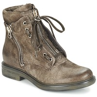 Shoes Women Ankle boots Mjus CAFE TAUPE