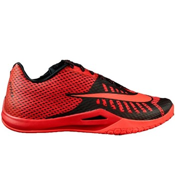 Shoes Men Basketball shoes Nike Hyperlive Black-Red