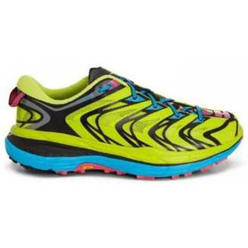 Shoes Men Low top trainers Hoka one one Speedgoat Acid/Cyan Mens
