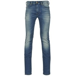 Clothing Men slim jeans Diesel THAVAR NE Blue