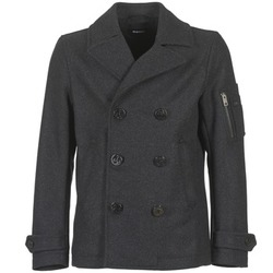 Clothing Men coats Diesel W SAMICO Grey