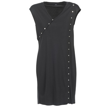 Clothing Women Short Dresses Diesel D ANI Black