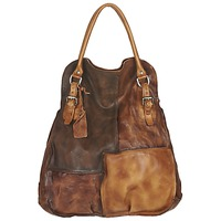 Bags Women Handbags Airstep / A.S.98 LOUZI Brown