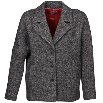 Clothing Women coats Bensimon NOLA Grey
