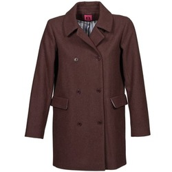 Clothing Women coats Bensimon WHITER Prune