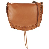Bags Women Shoulder bags Texier WESTERN COGNAC