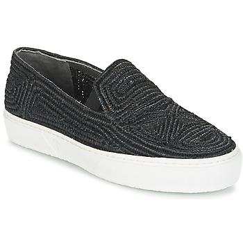 Shoes Women Slip-ons Robert Clergerie TRIBAL Black