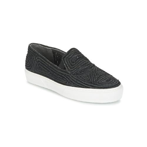 Shoes Women Slip-ons Robert Clergerie TRIBAL Black