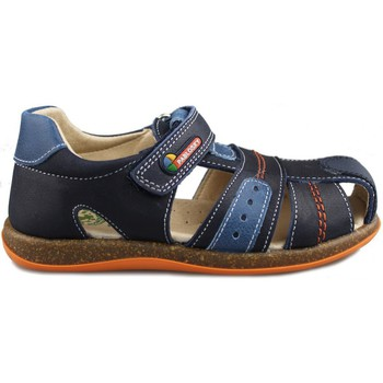 Shoes Boy Sandals Pablosky MAYA BLUE