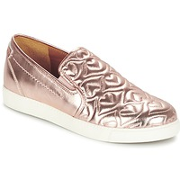 Shoes Women Slip-ons See by Chloé SB27144 Pink / Gold