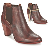 Shoes Women Ankle boots Felmini VIANA Bordeaux