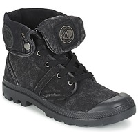 Shoes Mid boots Palladium US BAGGY Black