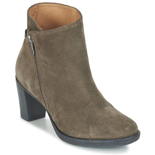 Shoes Women Ankle boots PLDM by Palladium SIEMA SUD Taupe