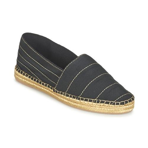 Shoes Women Espadrilles Marc Jacobs SIENNA Black / Gold