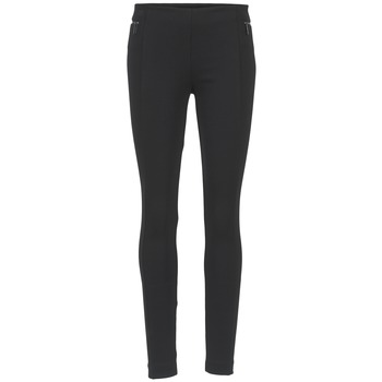 Clothing Women leggings MICHAEL Michael Kors NORHEI Black