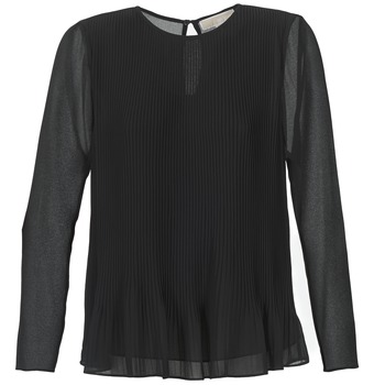 Clothing Women Tops / Blouses MICHAEL Michael Kors SOSEN Black