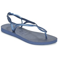 Shoes Women Sandals Havaianas LUNA Blue / Marine