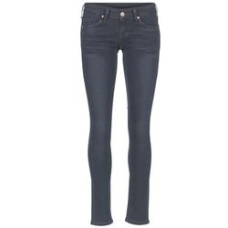 Clothing Women slim jeans Mustang GINA Blue / Black