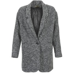 Clothing Women coats Betty London FIDELOIE Grey