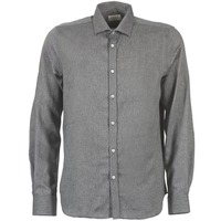 Clothing Men long-sleeved shirts Casual Attitude FOLI Grey