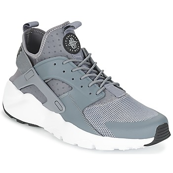 Shoes Men Low top trainers Nike AIR HUARACHE RUN ULTRA Grey