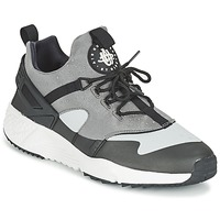 Shoes Men Low top trainers Nike AIR HUARACHE UTILITY Grey