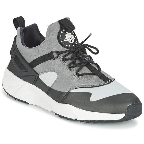 Shoes Men Low top trainers Nike AIR HUARACHE UTILITY Grey