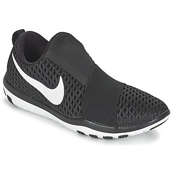 Shoes Women Fitness / Training Nike FREE CONNECT W Black / White