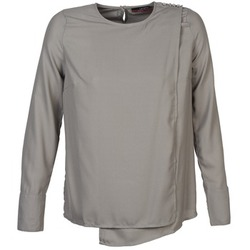 Clothing Women Tops / Blouses La City NIETOU Grey