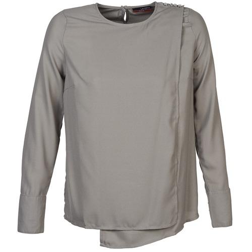 Clothing Women Tops / Blouses La City NIETOU Grey