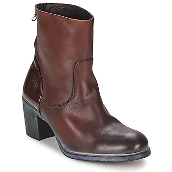Shoes Women Ankle boots BKR LOLA Quadro / LEATHER