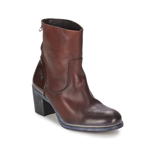 Shoes Women Ankle boots BKR LOLA Brown