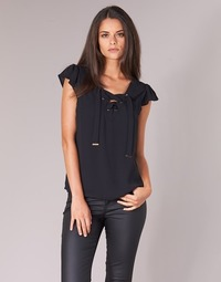 Clothing Women Tops / Blouses Moony Mood IFADOU Black
