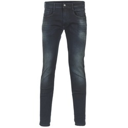 Clothing Men slim jeans Replay ANBASS Blue