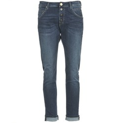 Clothing Women straight jeans Replay PILAR Blue