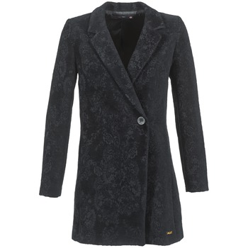 Clothing Women coats Desigual LOUVIALE Black