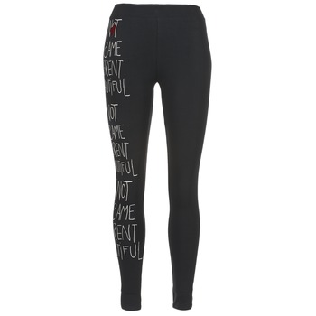 Clothing Women leggings Desigual ESOUNAXI Black