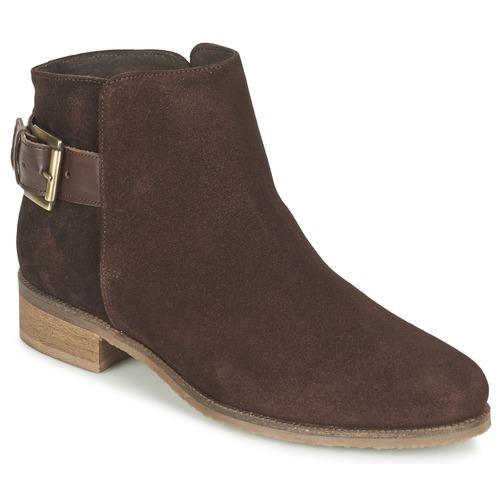 Shoes Women Mid boots Betty London FIAZANE Brown