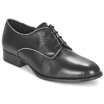 Shoes Women Derby Shoes Betty London FLOJE Black