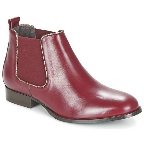 Shoes Women Mid boots Betty London FOLOIE Bordeaux