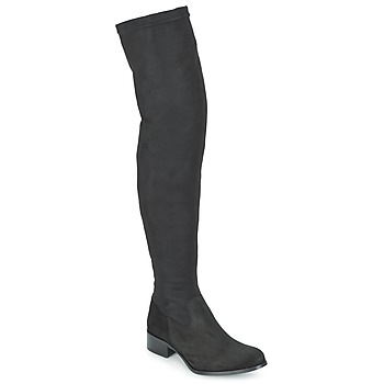 Shoes Women Thigh boots Betty London GLAMOU Black