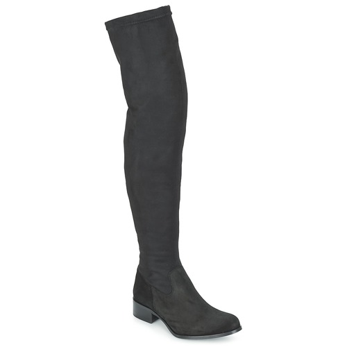 Shoes Women Thigh boots Betty London FOUGUILLE Black