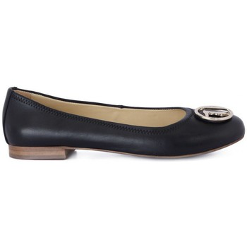 Shoes Women Flat shoes Trussardi BALLERINE BLACK Multicolore