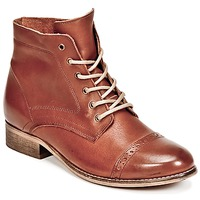 Shoes Women Mid boots Betty London FOLIANE Camel